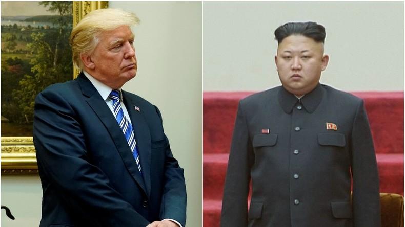 """Konflikt zwischen USA und Nordkorea eskaliert weiter: """"Kleinster Funke kann zur Explosion führen"""""""