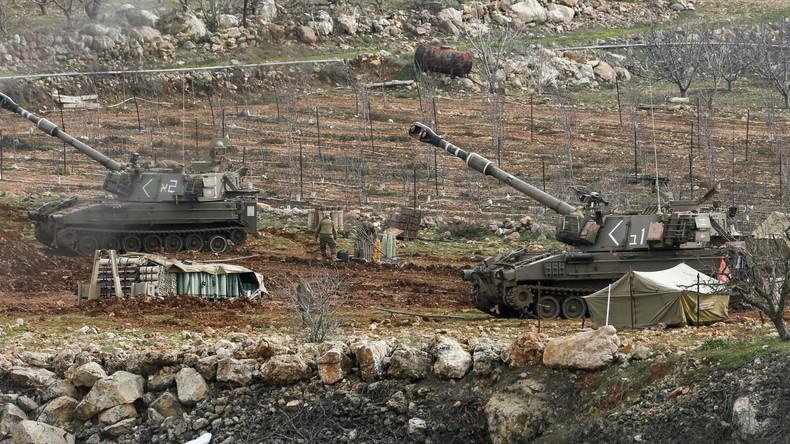 Wegen Unterstützung von Rebellen durch Israel: Aufständische in Syrien wechseln zur Regierungsseite