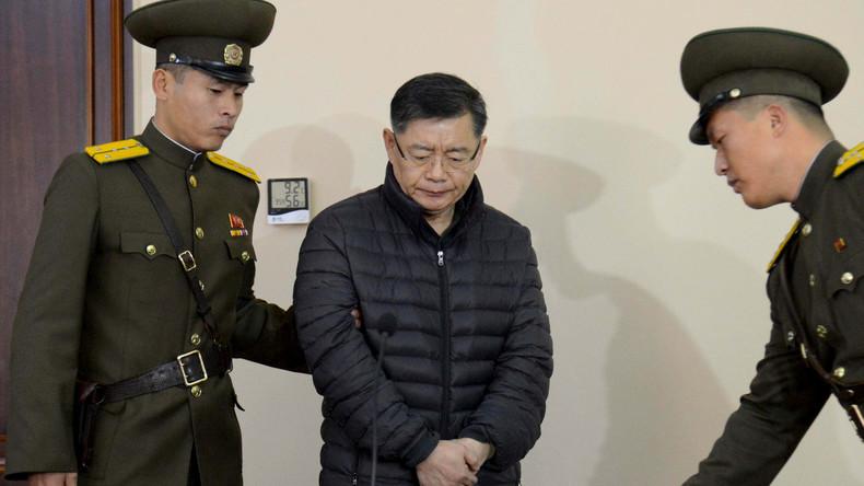 Kanadischer Pastor in Nordkorea freigelassen