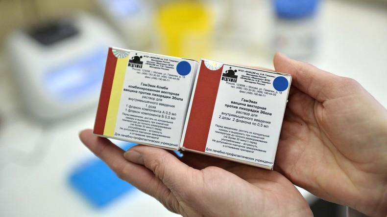 Russischer Impfstoff gegen Ebolafieber wird in Guinea getestet