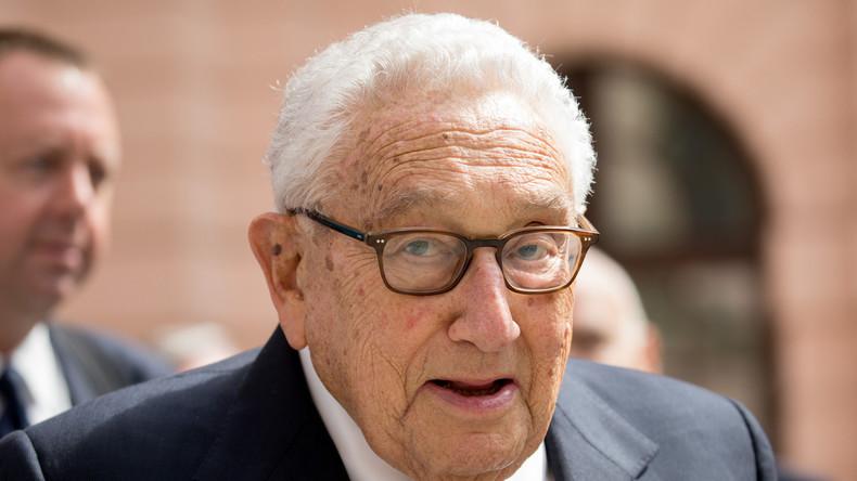 """""""Es droht iranisches Imperium"""": Kissinger warnt vor Folgen einer Niederlage des IS"""