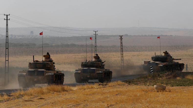 Expansion nach Afrika: Türkei errichtet Militärbasis in Somalia