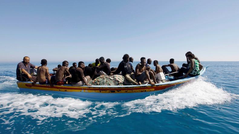 Schlepper lässt 29 Migranten aus Somalia und Äthiopien ertrinken
