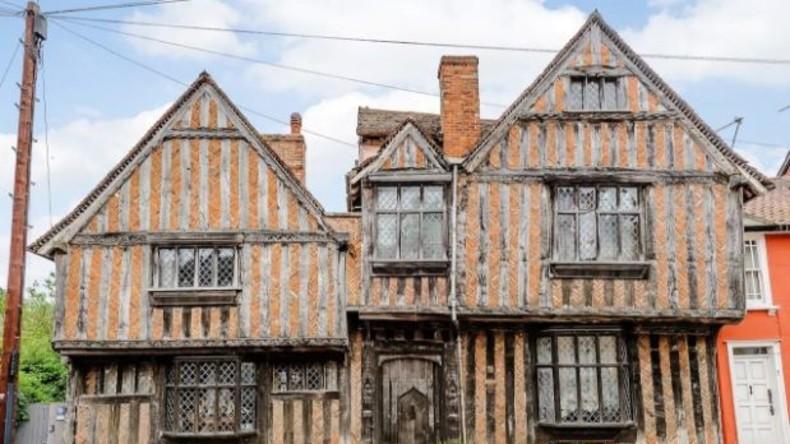 Wo Lord Voldemort mordete: Harry Potters Elternhaus für eine Million Euro zum Verkauf