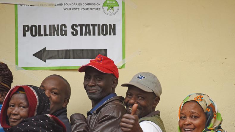 Hacking-Vorwürfe nach Wahlen in Kenia: Bangen um die Zukunft Kenias