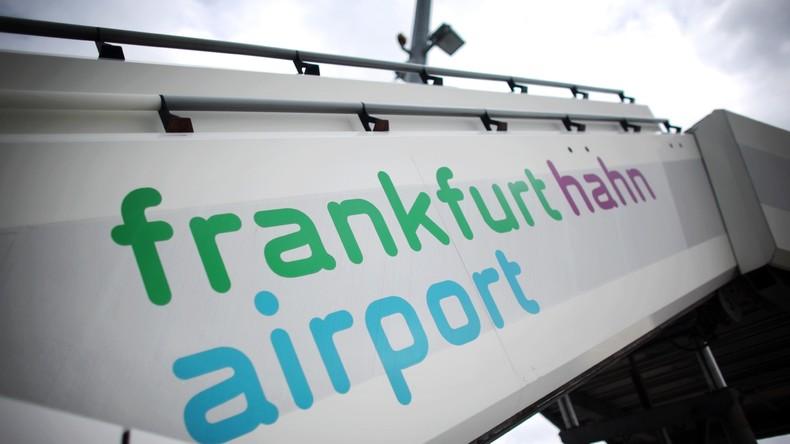 Mehrheitsanteil am Flughafen Frankfurt-Hahn nach China verkauft