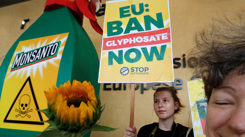 """Monsanto soll """"unabhängige Studien"""" über Glyphosat zum Teil selbst geschrieben haben"""