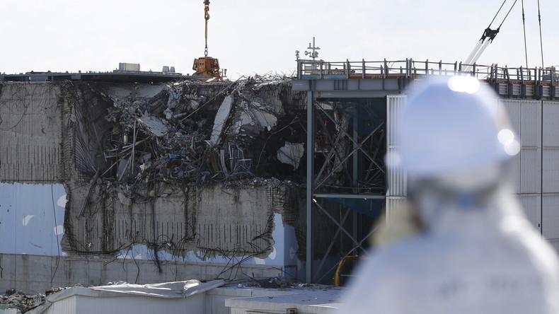 Bombe aus dem Zweiten Weltkrieg nahe Fukushima entdeckt