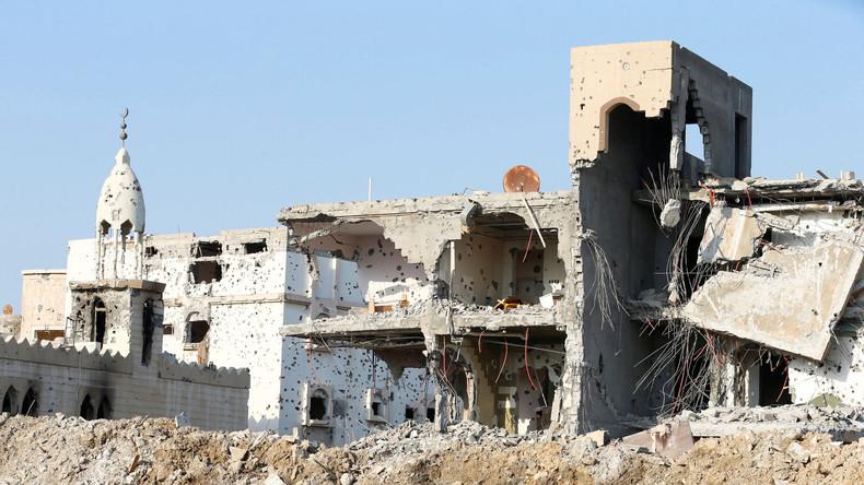 Tod und Zerstörung: Militäreinsatz gegen schiitische Kleinstadt in Saudi-Arabien