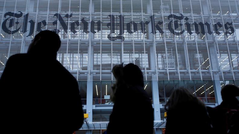 """New York Times """"bestellt"""" sich bei Behörden ihre Leaks"""