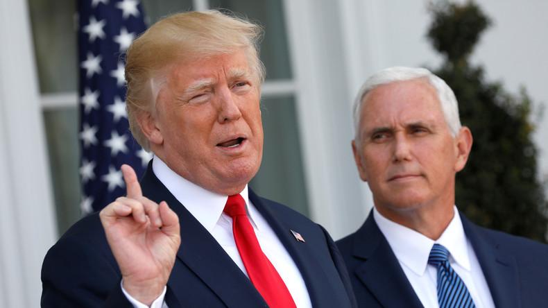 Trump legt im verbalen Krieg gegen Nordkorea nach und versucht sich selbst zu übertreffen