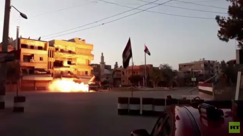 Syrien: SAA-Streitkräfte setzen Kampf im belagerten Deir ez-Zor fort [EXKLUSIV]