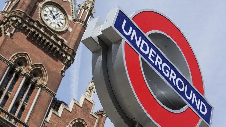 Vier Verletzte bei Rauchbildung in Londoner U-Bahn