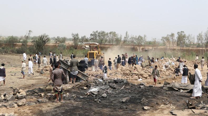 Völkermord mit westlicher Beihilfe: Humanitäre Lage im Jemen wird immer katastrophaler
