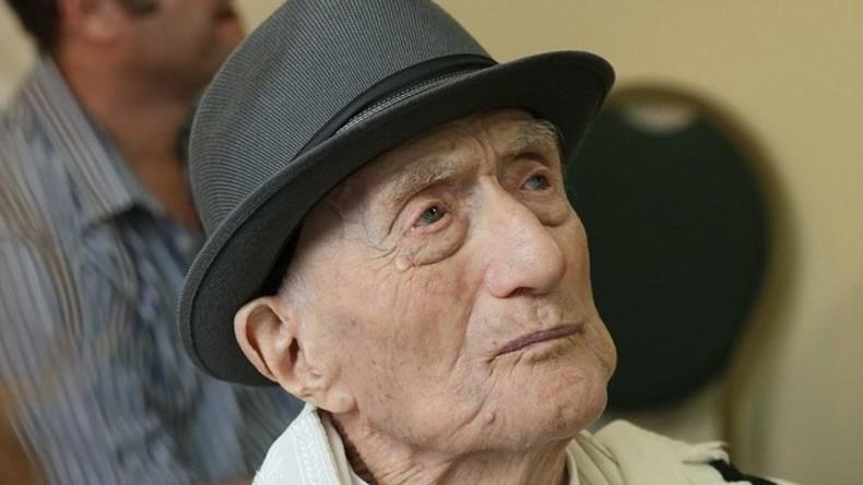 Ältester Mann der Welt ist tot: Holocaust-Überlebender Israel Kristal stirbt mit 113 Jahren
