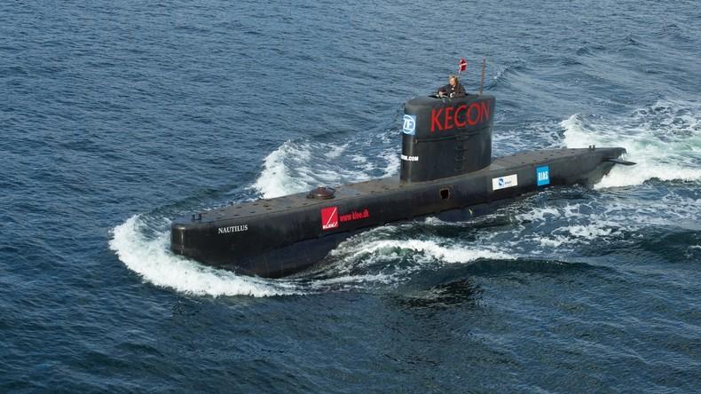 Größtes privates U-Boot gesunken - Besitzer gerettet und eines Totschlags verdächtigt