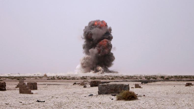 17 Menschen sterben in Jemen bei Gefechten zwischen Regierungskräften und Huthi-Rebellen