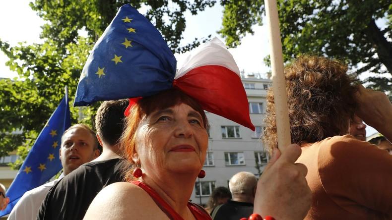 Weitere Justizreform tritt in Polen in Kraft