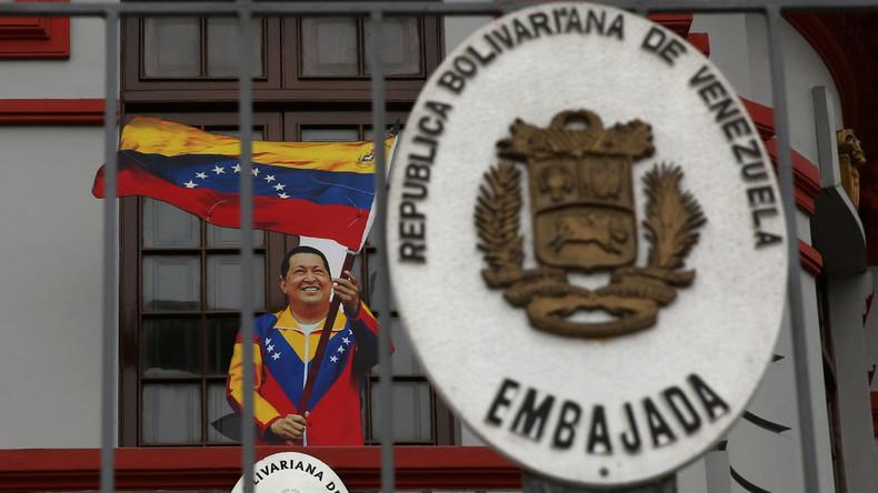 Peru weist Venezuelas Botschafter aus