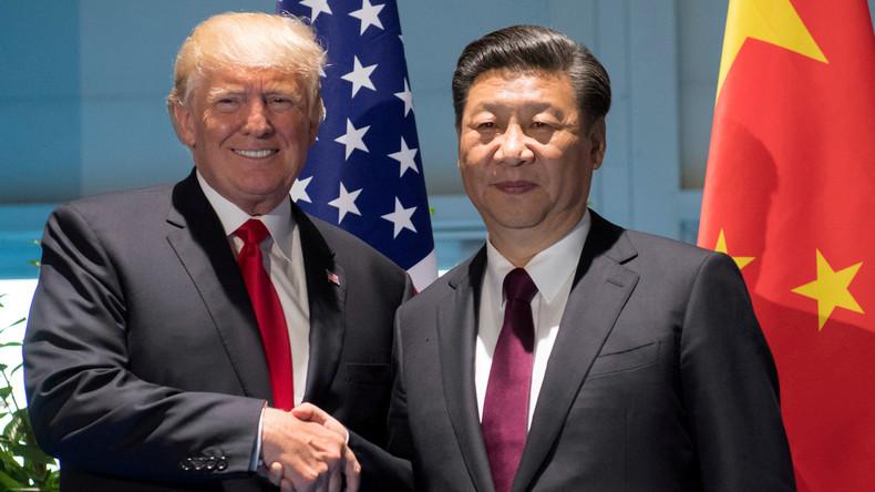 Nordkorea-Krise: Chinas Präsident mahnt bei Telefonat mit Donald Trump zu Zurückhaltung