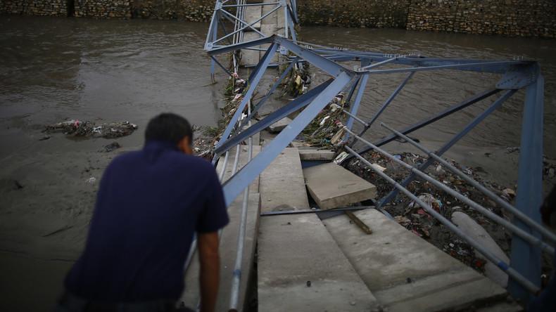 Unwetter in Nepal fordert Mindestens 30 Menschenleben
