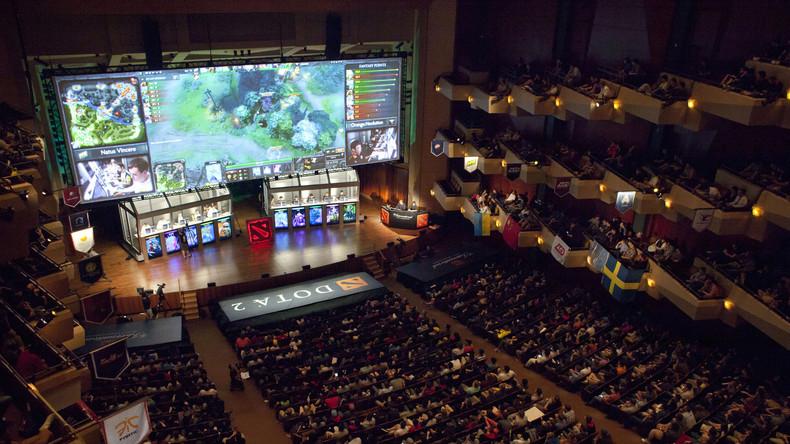 Bot gewinnt erstmals Dota-2-Partie gegen Profi