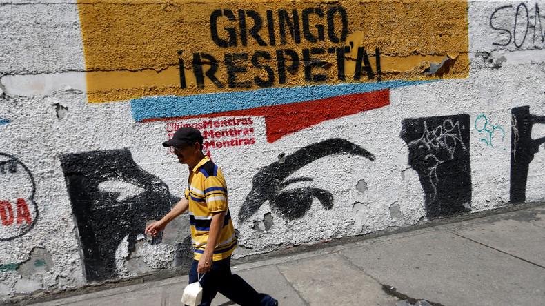 "Venezuelas Nachbarland Kolumbien lehnt Donald Trumps ""militärische Option"" ab"