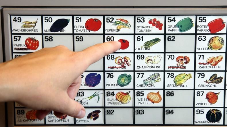 Weder Obst noch Gemüse - Italiener wiegt Haschisch in Supermarkt