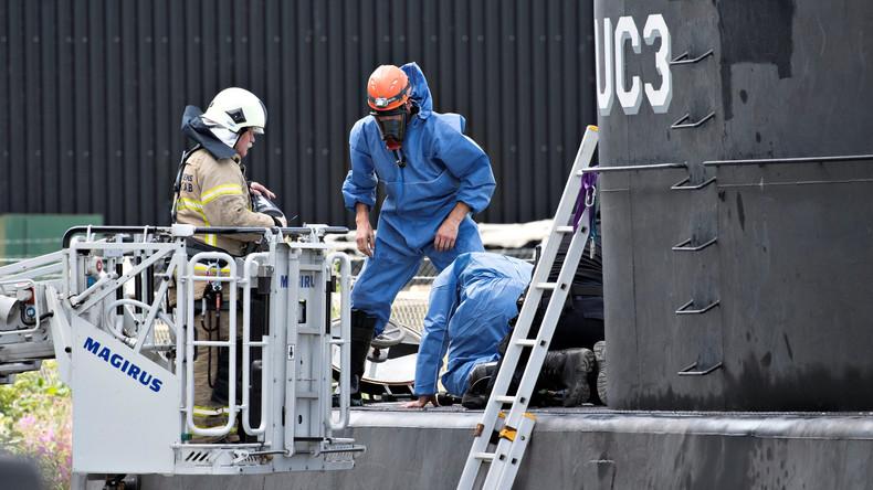 Mysteriöses Verschwinden: Polizei sucht weiter nach U-Boot-Passagierin