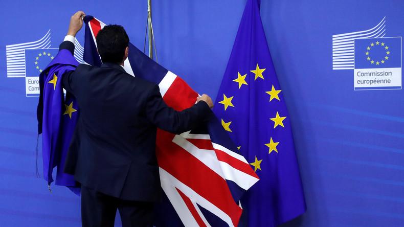 Brexit-Verhandlungen: London legt Vorschläge vor - Übergangsphase nach Austritt?