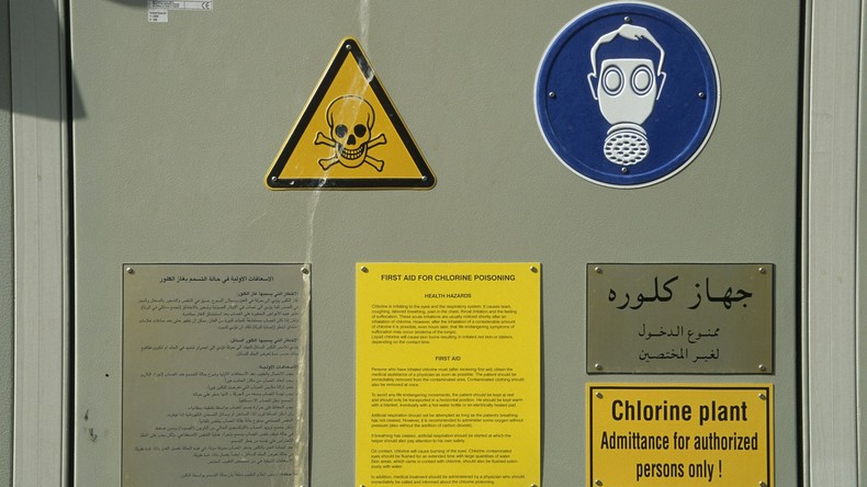 Knapp 500 Iraner vergiften sich mit Chlor