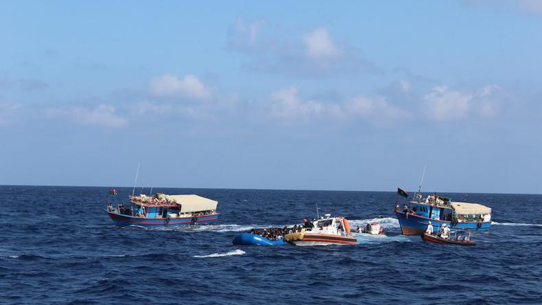 Libyens Küstenwache wirft NGOs Kooperation mit Schleppern vor