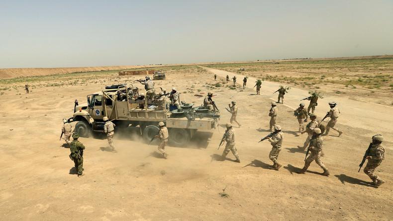 Zwei US-Soldaten bei Einsatz im Nordirak getötet