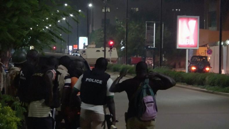 Angriff auf Restaurant in Hauptstadt von Burkina Faso – mindestens 17 Tote
