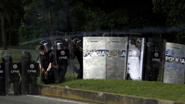 18 Verdächtige nach Anschlag auf Militärkomplex in Venezuela festgenommen