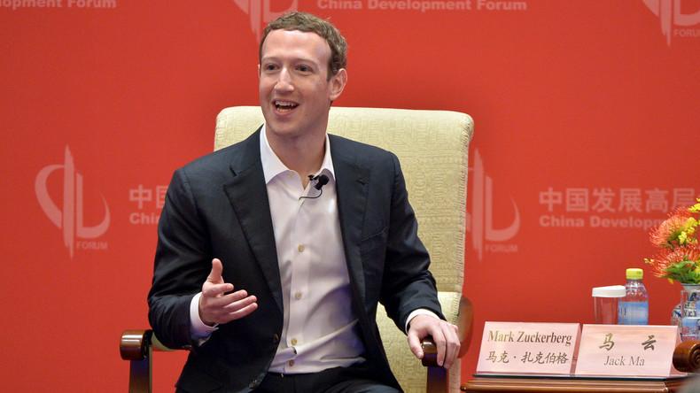Facebook testet chinesischen Internet-Markt mit anonymer Foto-App