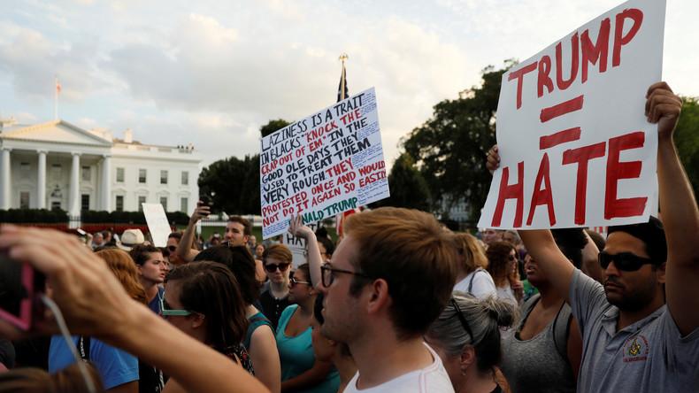 USA: Spaltung der Gesellschaft nimmt erschreckendes Ausmaß an