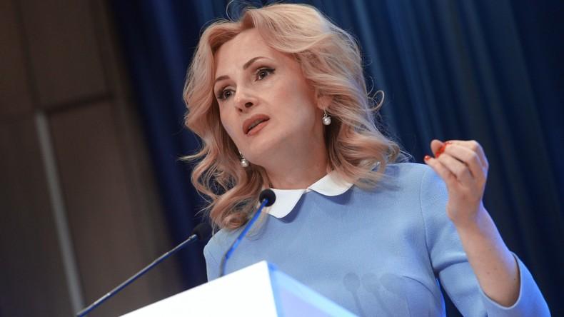 Russische Duma-Sprecherin kritisiert Polen für Verzerrung der Geschichte des Zweiten Weltkrieges