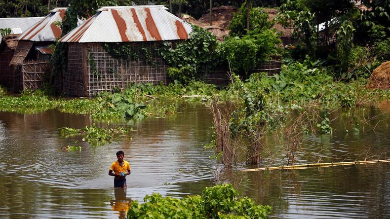 Fast 100 Tote bei Überschwemmungen in Nepal