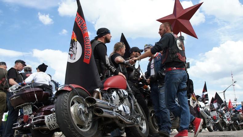 Nachtwölfe in Sewastopol: Internationale Bike-Show startet Freitag auf der Krim