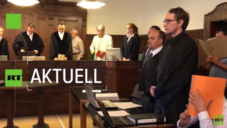 Schleuser-Prozess in Berlin vertagt - Besetzung des Gerichts gerügt