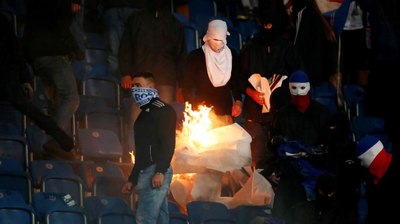Nach Randale beim DFB-Pokalspiel zwischen Hertha und Hansa: Ermittlungen gegen beide Vereine