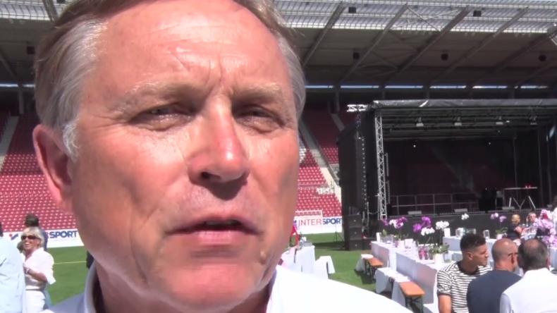 """Mainz 05-Präsident macht Putin zum Oligarchen: """"SV Putin Wiesbaden würde Champions League spielen"""""""