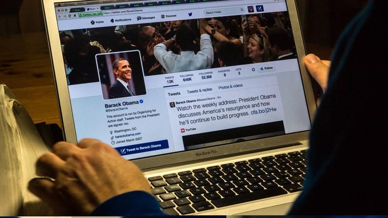 Barack Obamas Charlottesville-Tweet schreibt Twitter-Geschichte