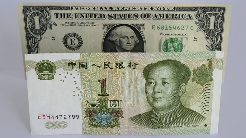 China trotz Handelsstreits wieder größter US-Gläubiger