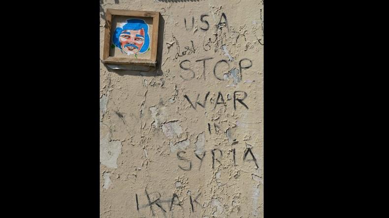 US-General bestätigt Stopp der CIA-Waffenlieferungen an Anti-Assad-Kämpfer in Syrien
