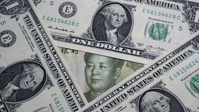 Duell der Giganten: USA verschärft Rhetorik im Handelsstreit mit China
