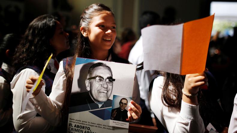 Mittelamerika feiert den 100. Geburtstag des Befreiungstheologen Oscar Romero