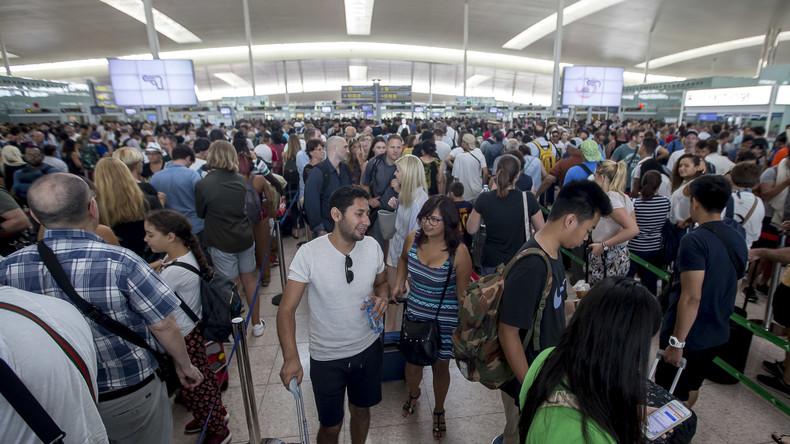 Spanien bereitet sich auf Flughafenchaos vor - 25 Tage Streik im September