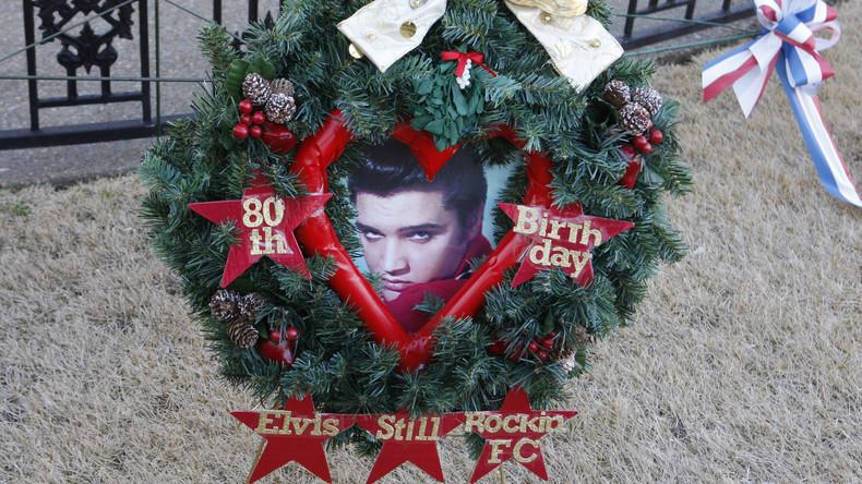 """Make Elvis great again: Grabbesuch des """"King of Rock 'n' Roll"""" nun kostenpflichtig"""